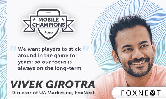 Vivek – Mobile Champion