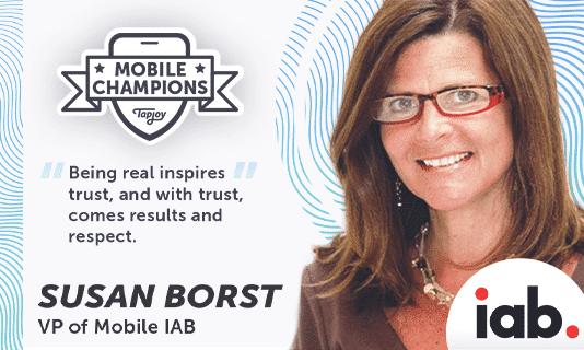 Mobile Champions Susan Borst Part 2