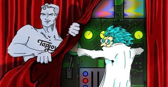 Tapjoy : Rubicon Project- カーテンの後ろに潜むプレイヤーにご注意を
