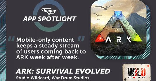 Ark Survival Evolved website image