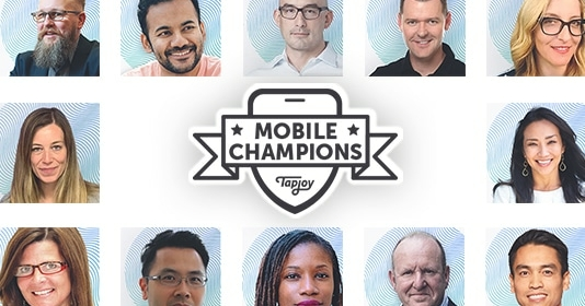 Mobile Champions 2019 Year Review Website