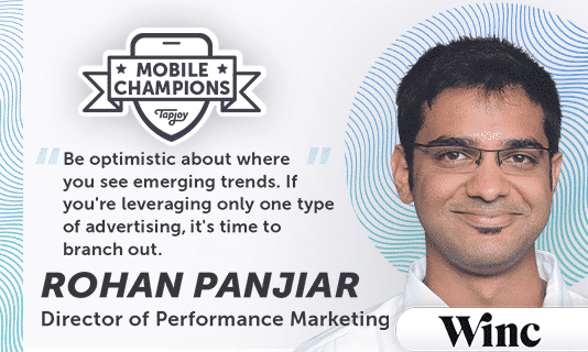 Mobile Champions Rohan Panjiar