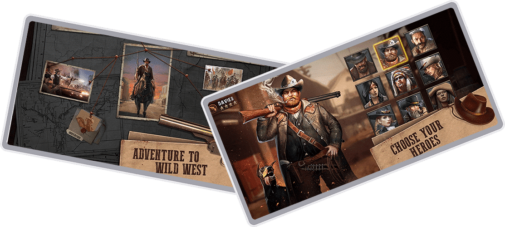 West Game Tapjoy Graphics