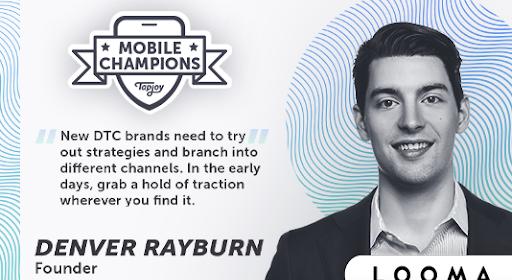 Mobile Champions Denver Rayburn