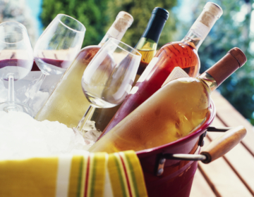 Bucket Of Wine