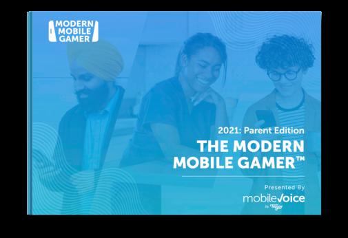 parents modern mobile gamer